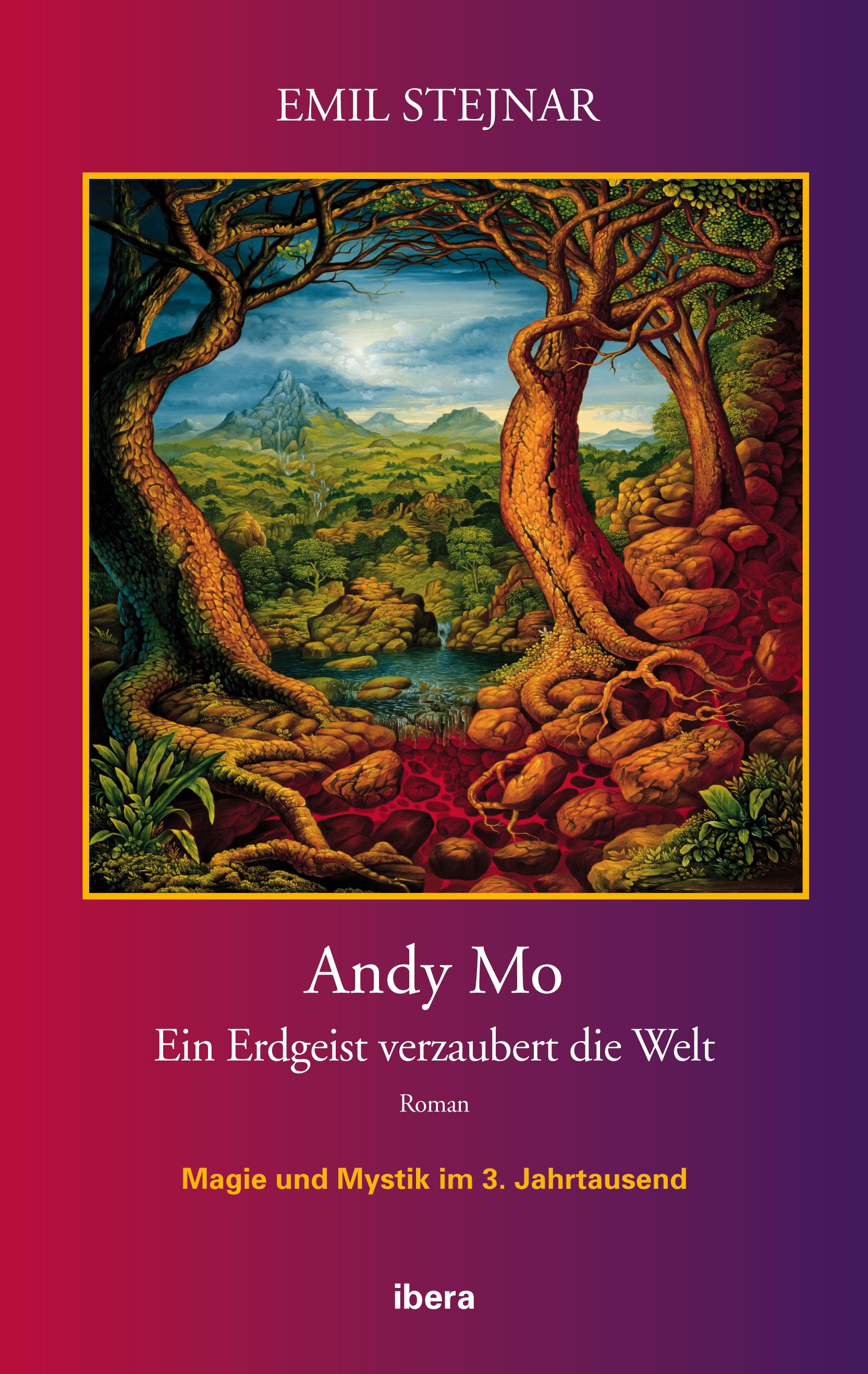 Andy Mo Ein Erdgeist verzaubert die Welt